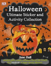 Ultimate Sticker and Activity Collection: Halloween