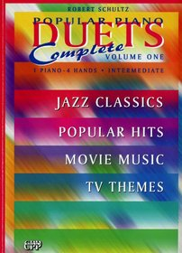 Popular Piano Duets Complete