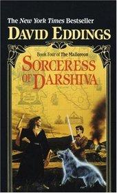 Sorceress of Darshiva (Malloreon, Bk 4)