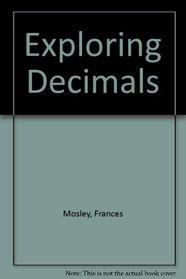 Exploring Decimals