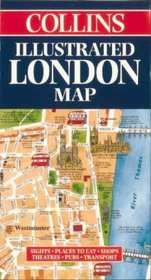Illustrated London Map