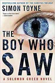 The Boy Who Saw (Solomon Creed, Bk 2)