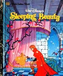 Walt Disney's Sleeping Beauty (A little golden book)