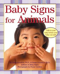 Baby Signs for Animals (Baby Signs)