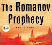 The Romanov Prophecy (Audio CD) (Abridged)