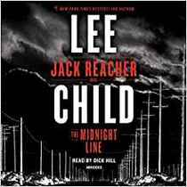 The Midnight Line (Jack Reacher, Bk 22) (Audio CD) (Abridged)