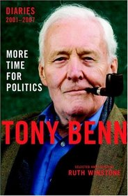 More Time for Politics: Diaries 2001-2007 CD