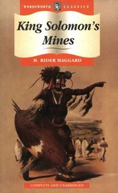 King Solomon's Mines (Wordsworth Collection) (Wordsworth Collection)