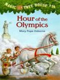 Hour of the Olympics (Magic Tree House #16) School market edition