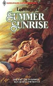 Summer Sunrise (Harlequin Superromance, No 135)