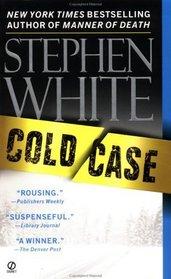 Cold Case (Alan Gregory, Bk 8)