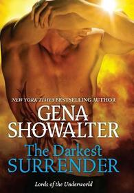 The Darkest Surrender (Lords of the Underworld)