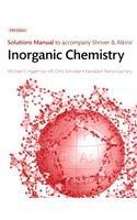 Solutions Manual to accompany Shriver & Atkins' Inorganic Chemistry