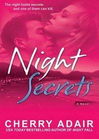 Night Secrets (Night, Bk 2) (T-FLAC, Bk 13) (Audio CD-MP3) (Unabridged)