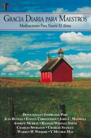 Gracia diaria para maestros (Spanish Edition)