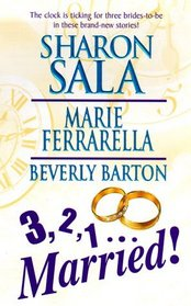 3 2 1 ... Married: Getting Personal / The Single Daddy Club / Miracle Bride