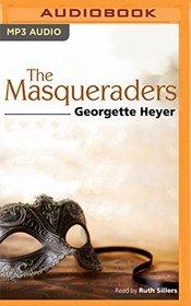 The Masqueraders (Audio MP3 CD) (Unabridged)