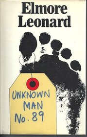 Unknown man no 89 : a novel