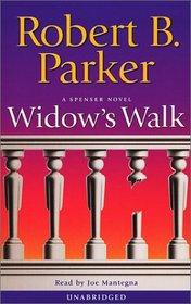 Widow's Walk (Spenser, Bk 29) (Audio Cassette) (Unabridged)