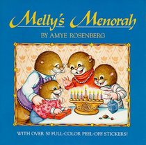 Melly's Menorah