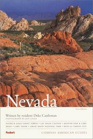 Compass American Guides: Nevada, 1st Edition (Compass American Guides)