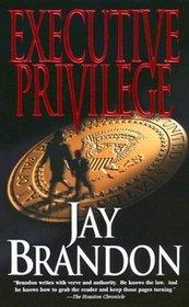 Executive Privilege (Chris Sinclair)