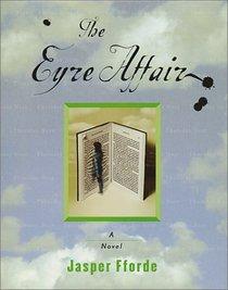 Eyre Affair (Audiobook) (Abridged)