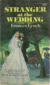 Stranger at Wedding
