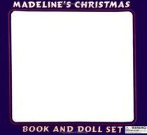 Madeline's Christmas Book and Doll