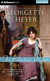The Reluctant Widow (Audio CD) (Unabridged)