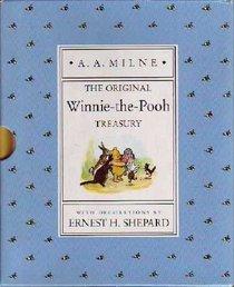 The Original Winnie the Pooh Treasury (Boxed Set)
