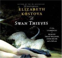 The Swan Thieves (Audio CD) (Unabridged)