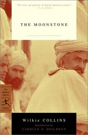 The Moonstone (Modern Library Classics)