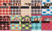 The Clique: Complete Set of 10 (clique)