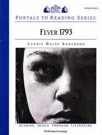 Fever 1793 (Portals to Reading Series) Reproducible Activity Book