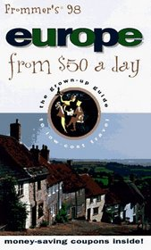 Frommer's Europe from $50 a Day '98