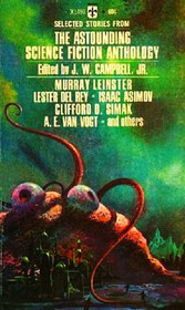 Selected Stories From The Astounding Science Fiction Anthology
