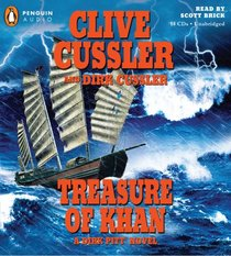 Treasure of Khan (Dirk Pitt, No 19) (Audio CD) (Unabridged)