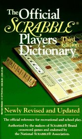 The Official Scrabble Players Dictionary, Third Edition