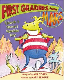 Horus's Horrible Day (First Graders From Mars, Bk 1)