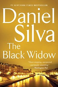 The Black Widow (Gabriel Allon, Bk 16)