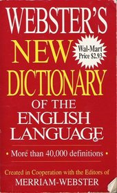 Webster's New Dictionary of the English Language