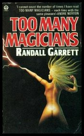 TOO MANY MAGICIANS - Lord Darcy (by the author of The Gandalara Cycle)