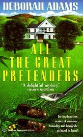 All the Great Pretenders (Jesus Creek, Bk 1)
