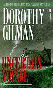 Uncertain Voyage (Large Print)