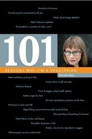 101 Reasons Why I'm A Vegetarian