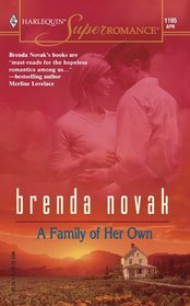 A Family of Her Own (Dundee, Idaho, Bk 3) (Harlequin Superromance)