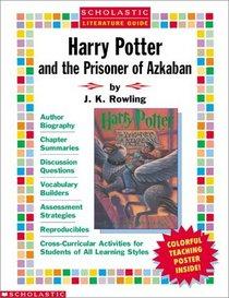 Literature Guide: Harry Potter and the Prisoner of Azkaban (Grades 4-8)
