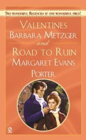 Valentines and the Road to Ruin (Signet Regency Romance)