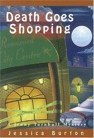 Death Goes Shopping: A Jenny Turnbull Mystery (Jenny Turnbull Mysteries)